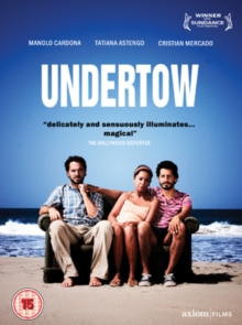 Undertow, DVD  DVD