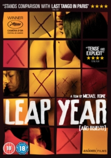 Leap Year, DVD  DVD