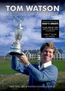 Tom Watson: Golf Lessons of a Lifetime, DVD  DVD