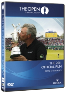 The Open Championship: The 2011 Official Film, DVD DVD