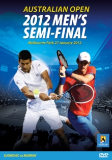 The Australian Open 2012: Men's Semi-final - Djokovic Vs Murray, DVD DVD