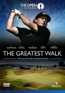 The Open Championship: The 2013 Official Film, DVD DVD