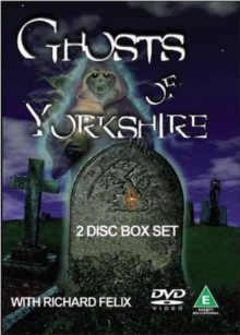 Ghosts of Yorkshire, DVD  DVD