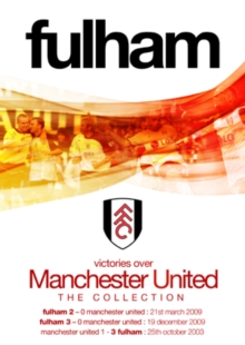 Fulham Vs. Manchester United Triple Collection, DVD  DVD