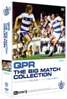 Queens Park Rangers FC: The Big Match Collection - Volume 1 and 2, DVD  DVD