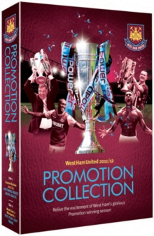 West Ham United: Season Review 2011/2012/Play Off Final, DVD  DVD