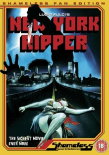 The New York Ripper, DVD DVD