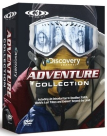 Discovery Channel: Adventure Collection, DVD  DVD