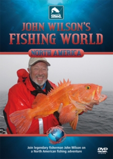 John Wilson's Fishing World: North America, DVD  DVD