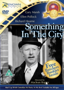 Something in the City, DVD  DVD