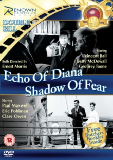 Echo of Diana/Shadow of Fear, DVD  DVD