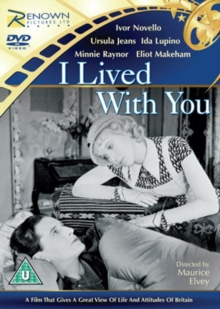 I Lived With You, DVD  DVD