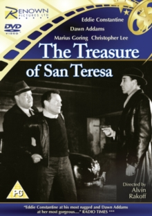 The Treasure of San Teresa, DVD DVD