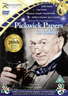 The Pickwick Papers, DVD DVD