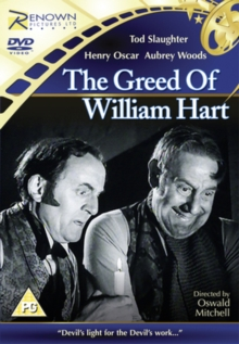 The Greed of William Hart, DVD DVD