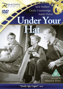Under Your Hat, DVD  DVD