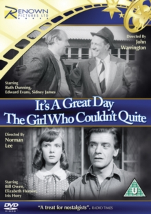 It's a Great Day/The Girl Who Couldn't Quite, DVD  DVD