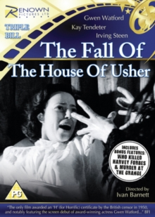 The Fall of the House of Usher/Who Killed Harvey Forbes?/..., DVD DVD