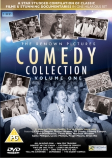 The Renown Pictures Comedy Collection: Volume 1, DVD DVD