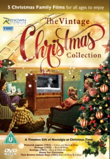 The Vintage Christmas Collection, DVD DVD