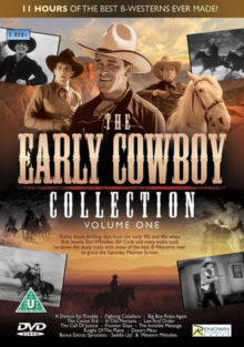 The Early Cowboy Collection: Volume 1, DVD DVD