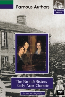 Famous Authors: The Bronte Sisters - A Concise Biography, DVD  DVD