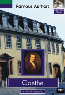 Famous Authors: Goethe - A Concise Biography, DVD  DVD