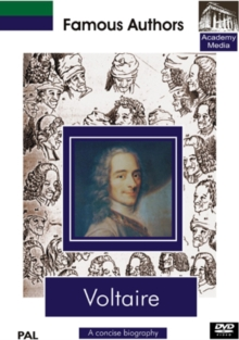 Famous Authors: Voltaire - A Concise Biography, DVD  DVD