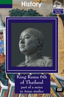 History: King Rama 6th of Thailand, DVD  DVD