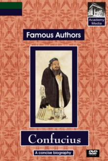 Famous Authors: Confucius - A Concise Biography, DVD  DVD