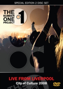 The Number One Project: Live from Liverpool, DVD DVD