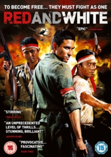 Red and White, DVD  DVD