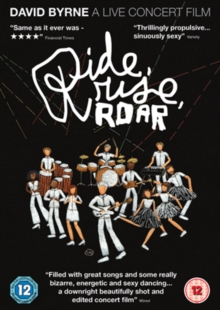 Ride, Rise, Roar, DVD  DVD