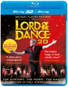 Michael Flatley Returns As Lord of the Dance, Blu-ray  BluRay
