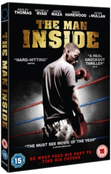 The Man Inside, DVD DVD