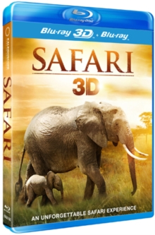 Safari, Blu-ray  BluRay