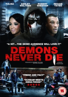 Demons Never Die, DVD  DVD