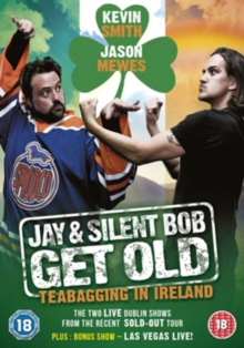 Jay and Silent Bob Get Old - Teabagging in Ireland, DVD  DVD
