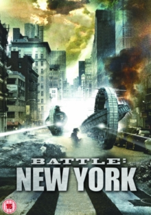 Battle: New York, DVD  DVD
