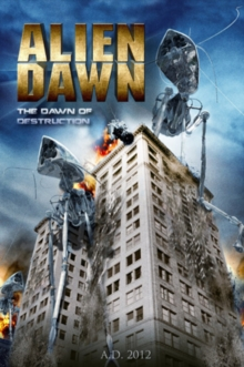 Alien Dawn, DVD  DVD