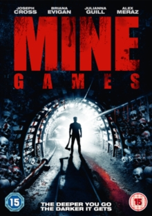 Mine Games, DVD  DVD