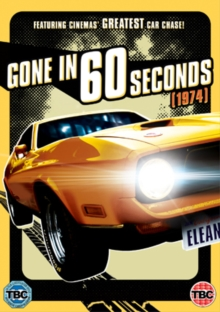 Gone in 60 Seconds, DVD  DVD