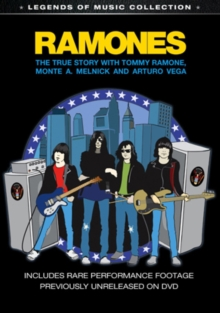 Ramones: The True Story, DVD  DVD