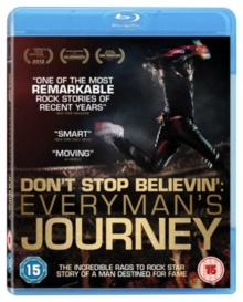 Don't Stop Believin': Everyman's Journey, Blu-ray  BluRay