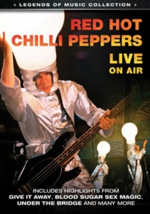 Red Hot Chili Peppers: Live On Air, DVD  DVD