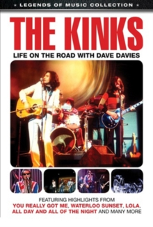The Kinks: Life On the Road, DVD DVD