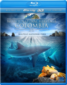 World Natural Heritage: Colombia - Malpelo National Park, Blu-ray  BluRay