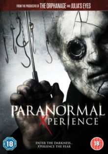 Paranormal Xperience, DVD  DVD