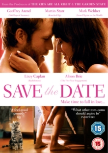 Save the Date, DVD  DVD