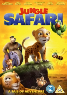 Jungle Safari, DVD  DVD